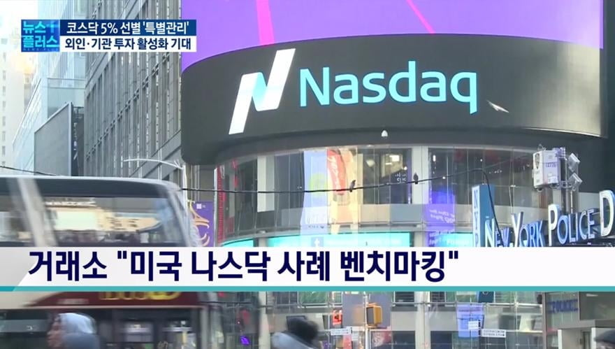 """""""코스닥 新지수, 외국인·기관 자금 유입 기대"""" ② [코스닥 VIP 5% 선별]"""