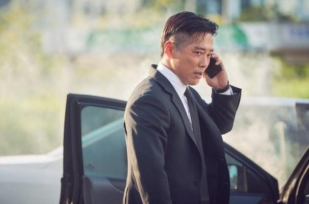 '검은 태양' 스틸컷./사진제공=MBC