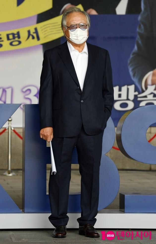 [TEN 포토] 주현 '선그라스가 포인트'