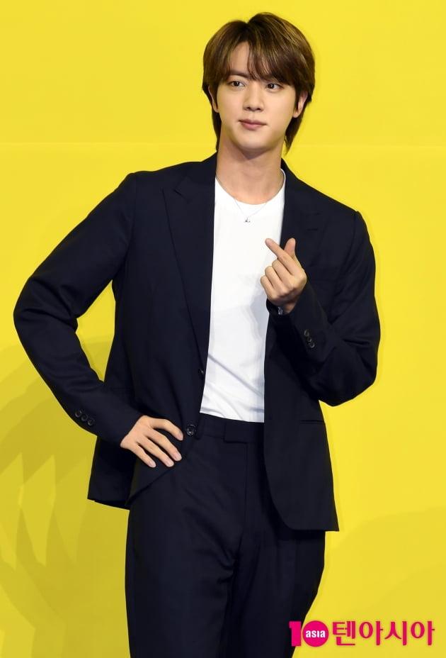 [공식] 방탄소년단 진, tvN '지리산' OST 부른다