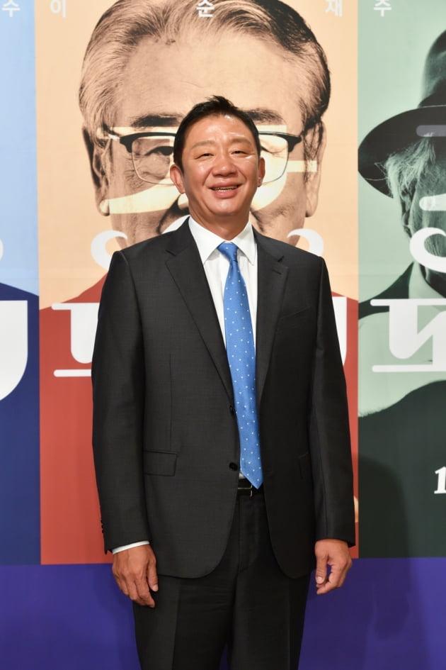 방송인 허재가 1일 오전 온라인 생중계된 KBS 2TV 새 예능프로그램 '新 가족관계증명서 갓파더' 제작발표회에 참석했다. /사진제공=KBS