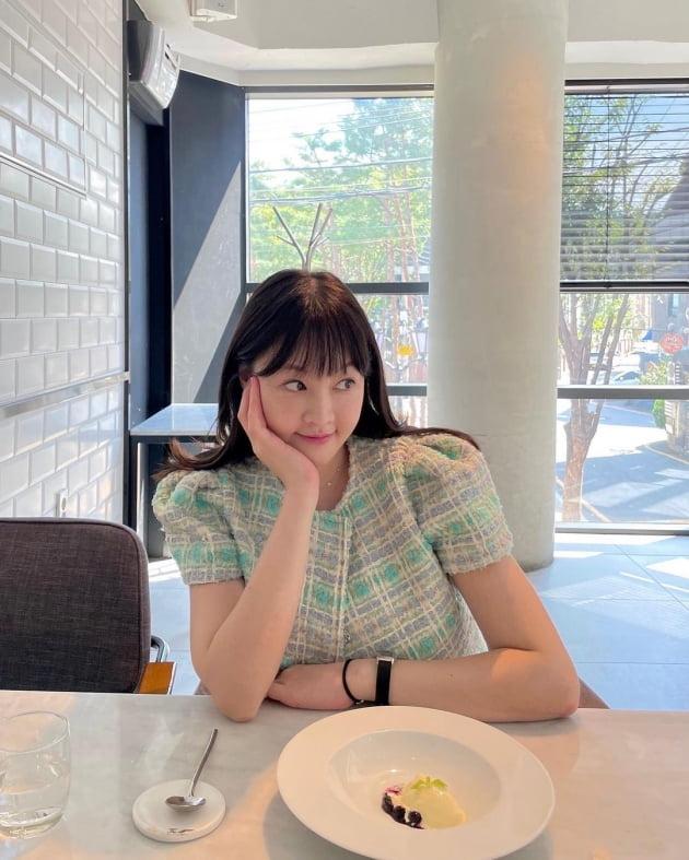 """'이비인후과 의사♥' 윤지연, 1일 딸 출산 """"눈물 와르륵…꽃뭉아 사랑해"""" [TEN★]"""