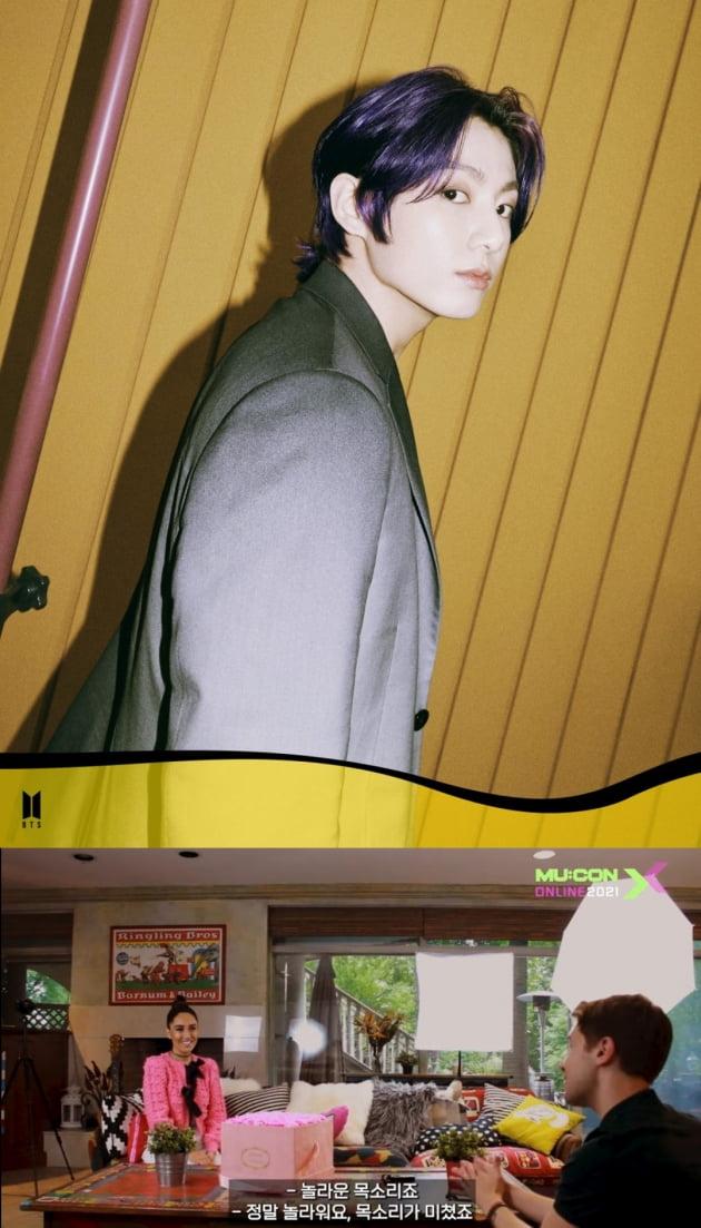 """'버터' 작곡가 """"방탄소년단 정국 놀랍고 목소리 미쳤다, 비브라토 정말 좋아"""""""