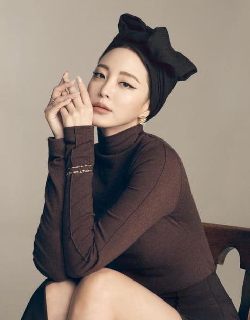 배우 한예슬 인스타그램