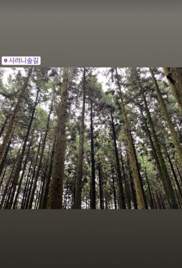 사진=박은지 인스타그램