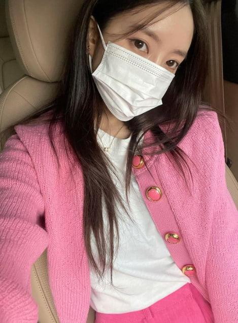 티아라 효민, 핑크팬더 부러워할 '핑크 소화력' [TEN★]