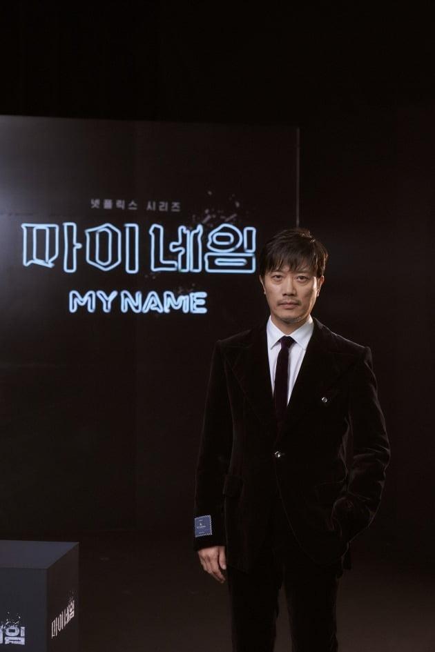 '마이 네임' 박희순./사진제공=넷플릭스