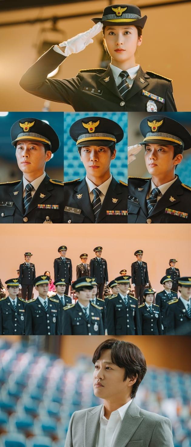 /사진=KBS 2TV 월화드라마 '경찰수업' 예고