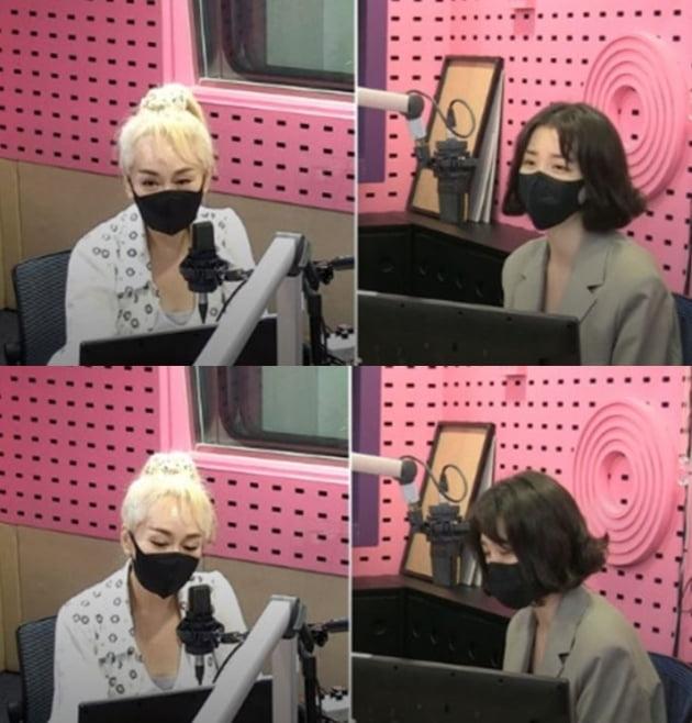 /사진=SBS 파워FM '박하선의 씨네타운' 방송화면