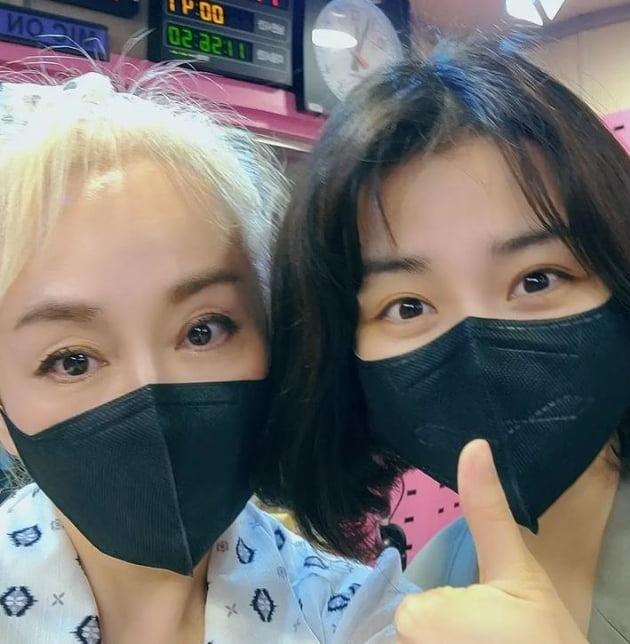 /사진=박해미 인스타그램