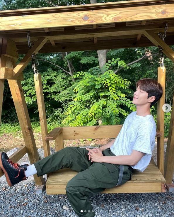 김선호, 이 순수함~대체불가...매력으로 빈틈없는 미모 [TEN★]