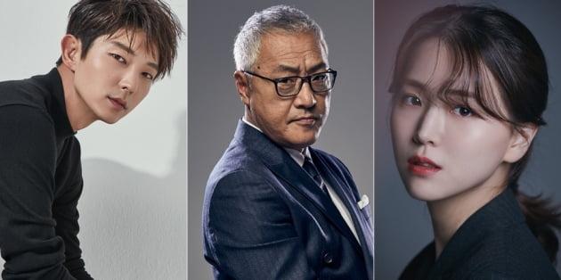 배우 이준기(왼쪽부터) 이경영 김지은/ 사진=각 소속사 제공