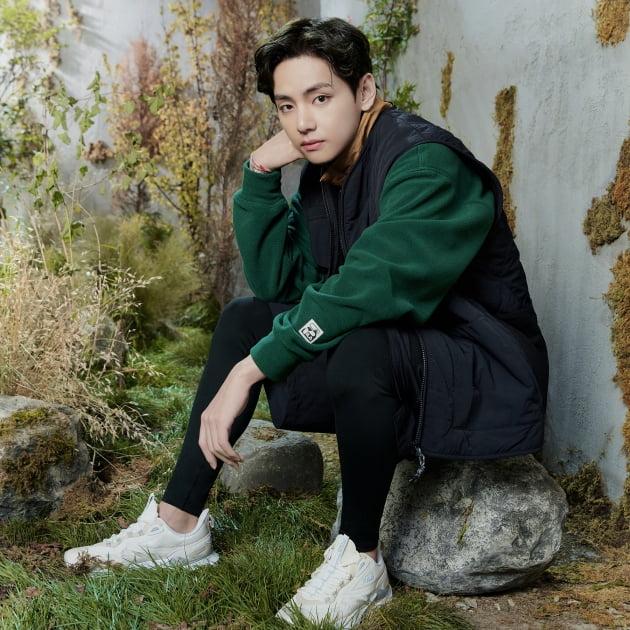 방탄소년단 뷔, 새로운 매혹의 독보적 남신 비주얼 빛난 '광고천재'