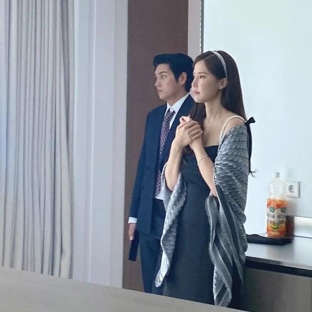 """'금융맨♥' 공현주 """"아슬아슬한 결혼 생활""""…이렇게 우아하고 사랑스러운데 [TEN★]"""