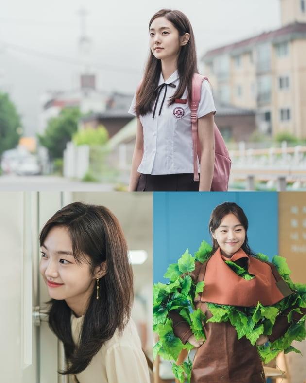 '구경이' 김혜준 첫 스틸/ 사진=JTBC 제공