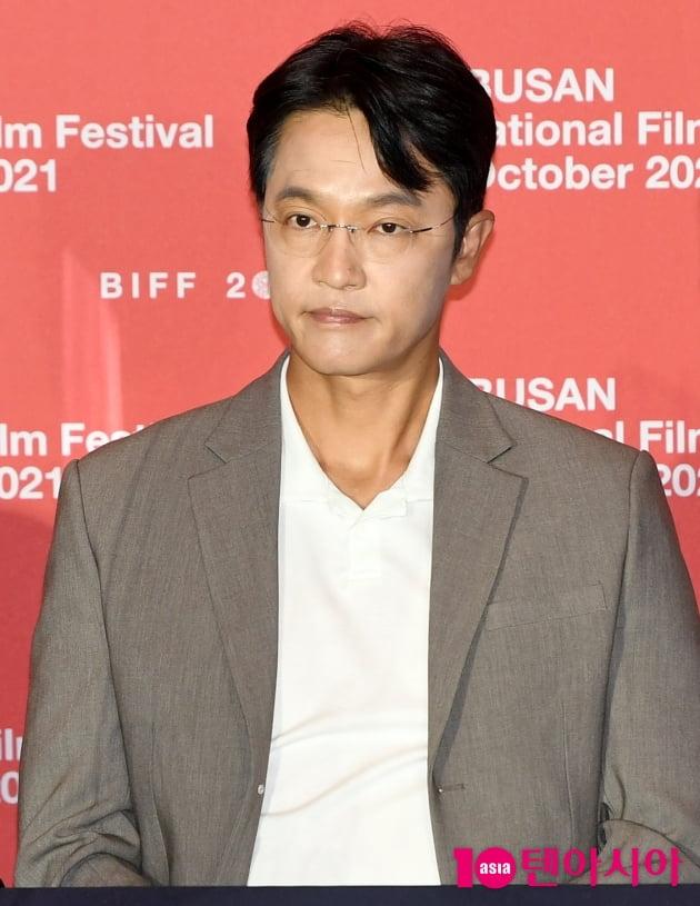 [TEN 포토] 조한철 'BIFF 개막작 기자간담회 참석'