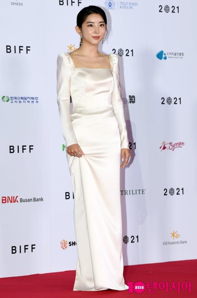 [TEN 포토] 권소현 '우아한 화이트'(BIFF)