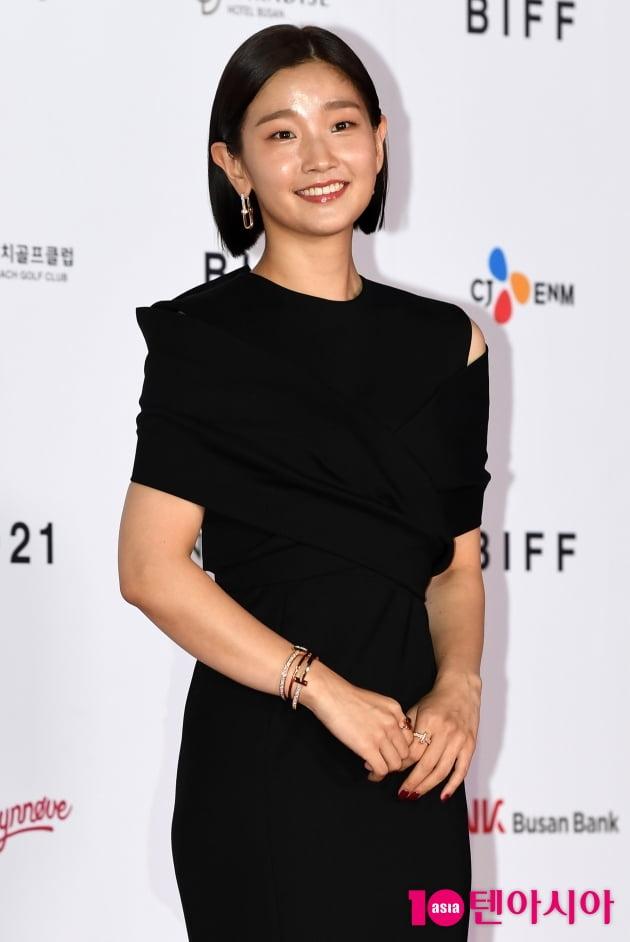 [TEN 포토] 박소담 '점점 이뻐지네'(BIFF)