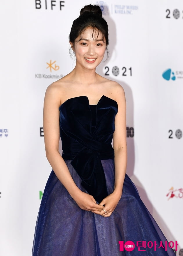 [TEN 포토] 김혜윤 '상큼한 미소'(BIFF)