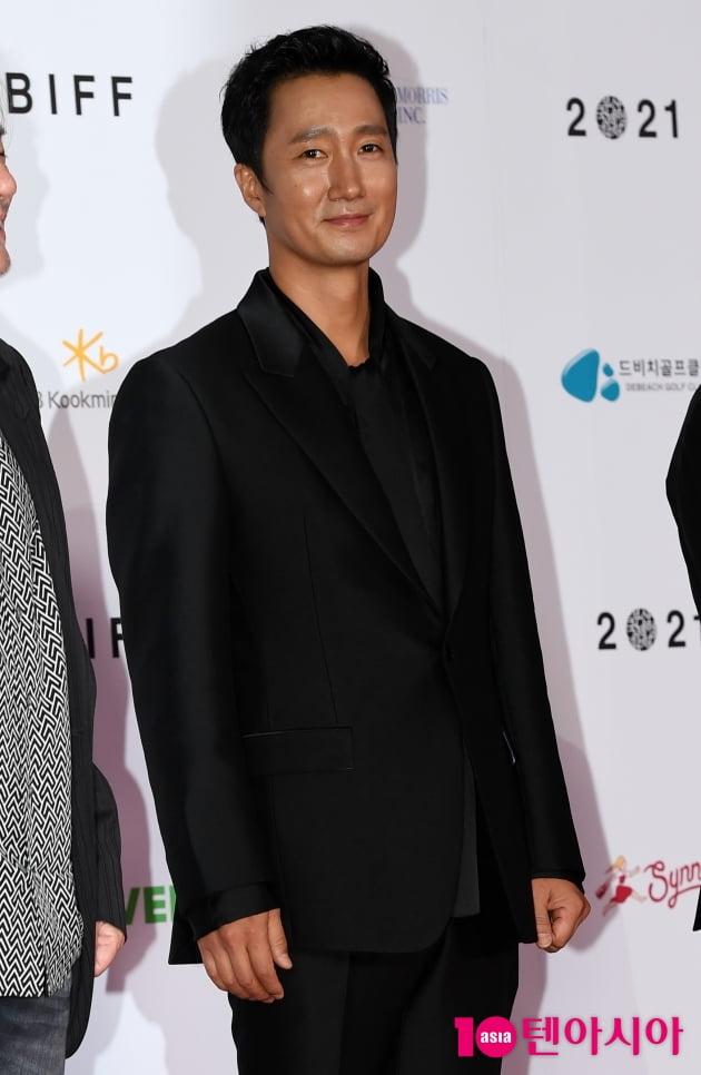 [TEN 포토] 박해일 '감미로운 미소'