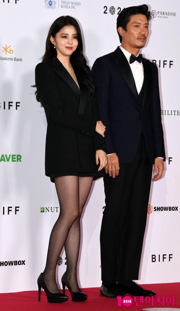 [TEN 포토] 한소희 '마이 네임 주역들'(BIFF)