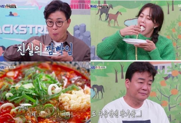 사진=SBS '백종원의 골목식당' 방송 화면 캡처