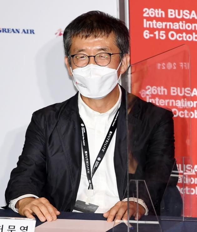 허문영 부산영화제 집행위원장./ 사진=조준원 기자