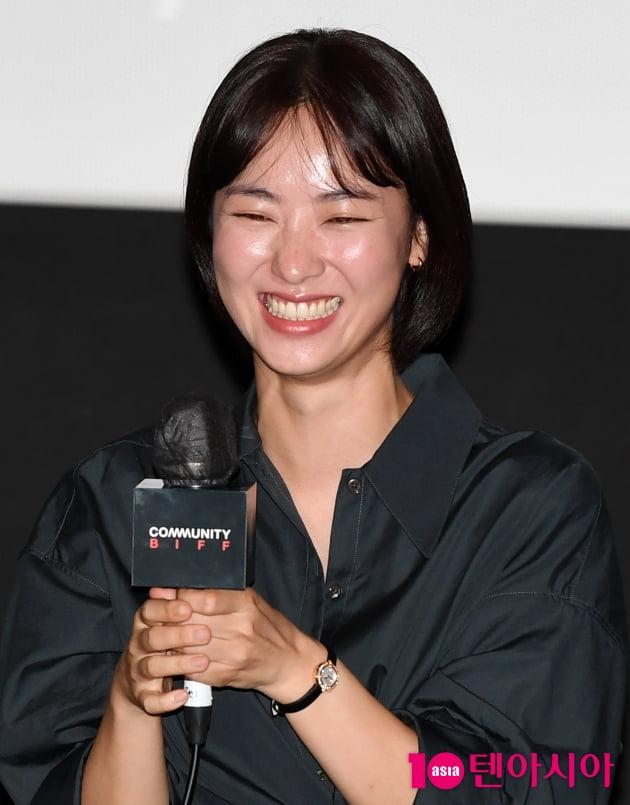 [TEN 포토] 전여빈 '해 맑은 미소'