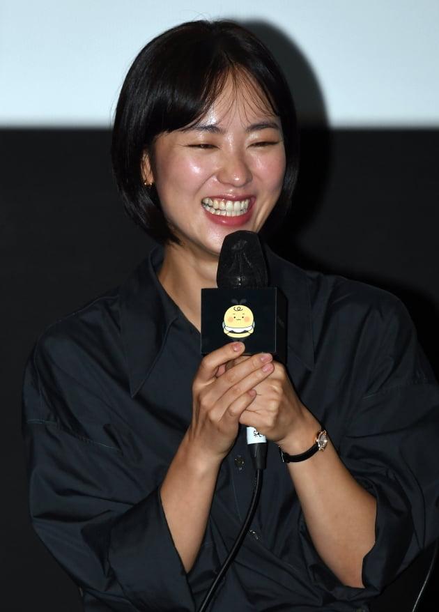 배우 전여빈./ 사진=조준원 기자