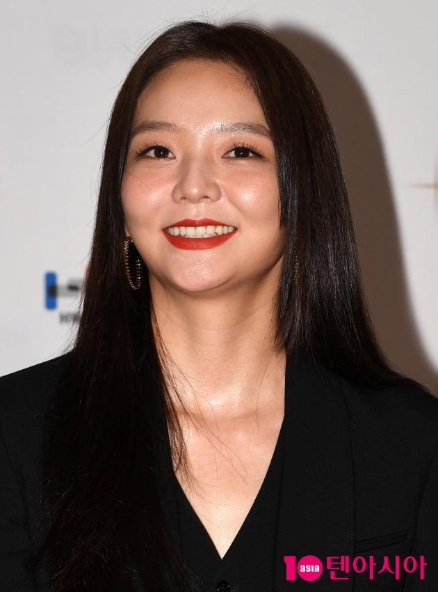 [TEN 포토] 이솜 '싱그러운 미소'(부일영화상)
