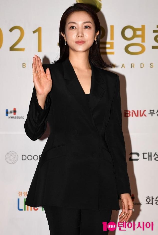 [TEN 포토] 김옥빈 '다시 찾은 부산'