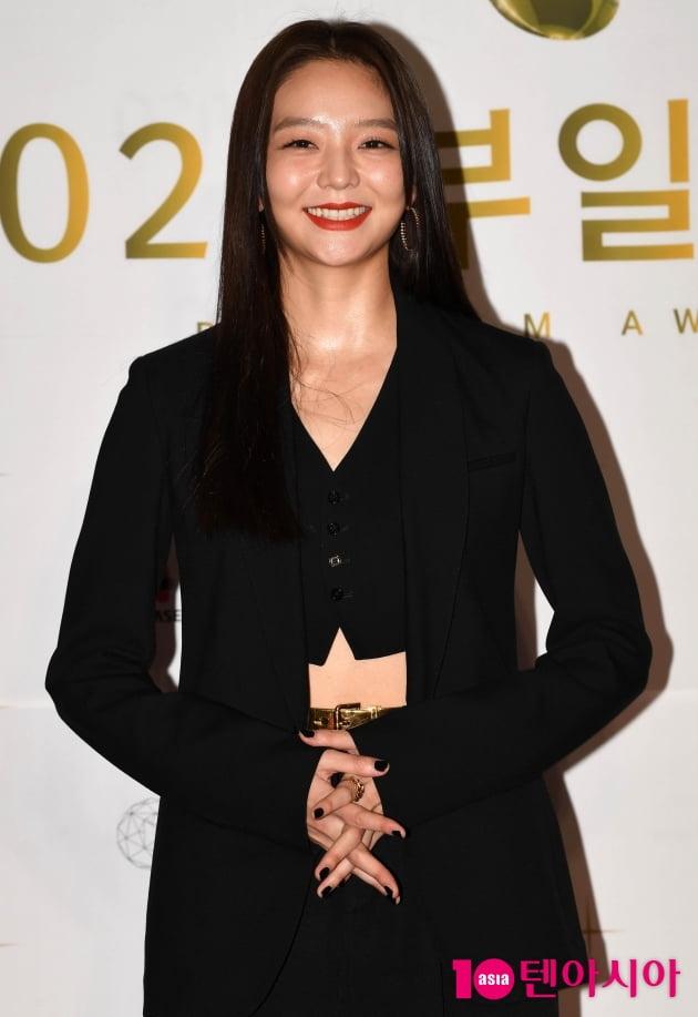 [TEN 포토] 이솜 '반갑다 부산'