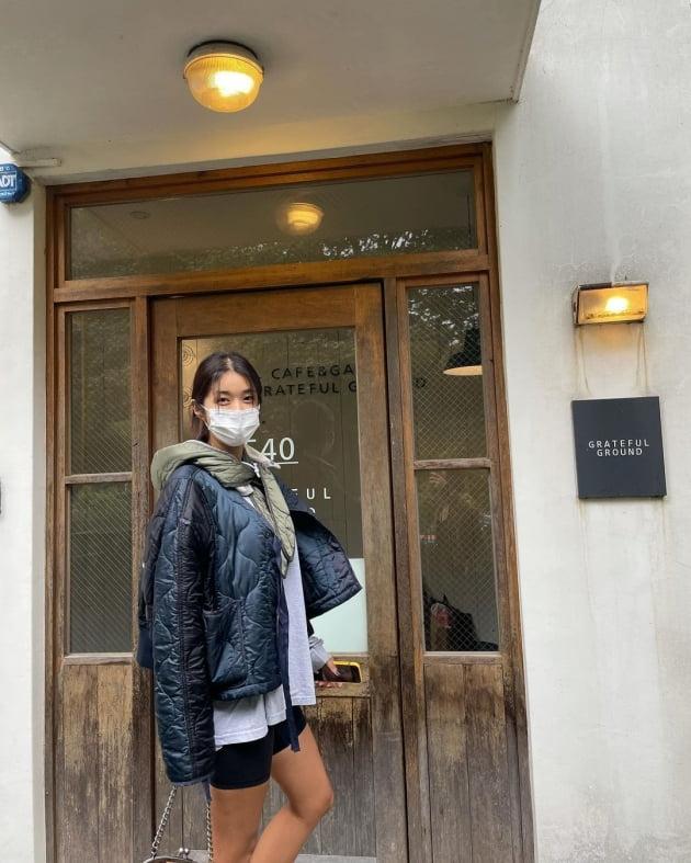 """'-23kg' 김빈우, 육아는 2살 연하 ♥남편에 맡기고 """"힐링 시간""""…해방감 만끽 [TEN★]"""
