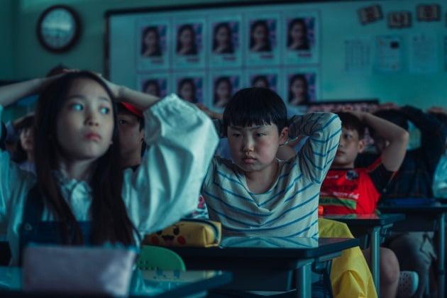 박정민 연출작 '반장선거'의 한 장면 / 사진제공=부산국제영화제