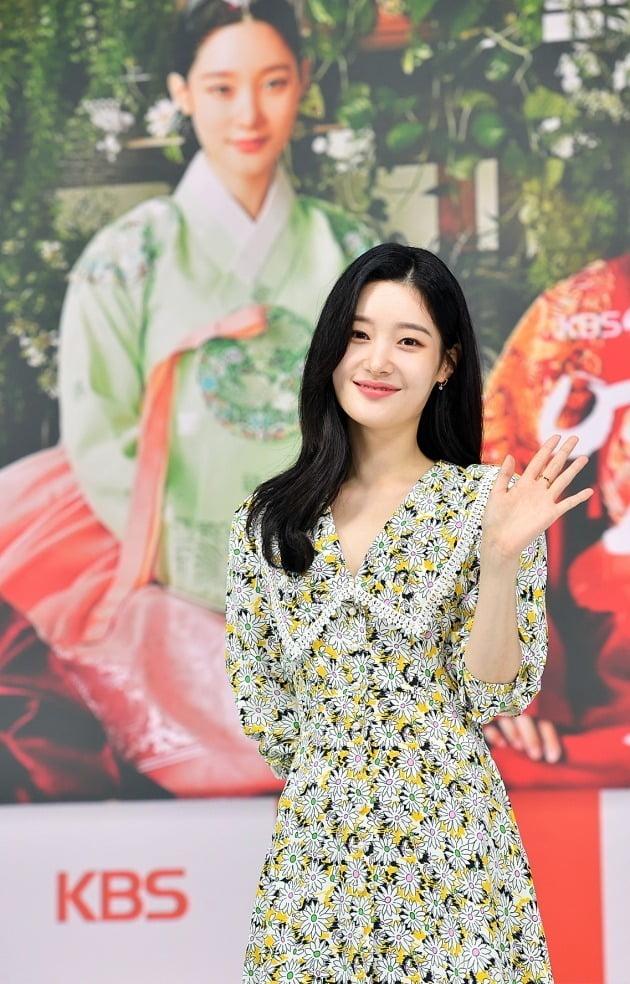 청채연./사진제공=KBS2 '연모'