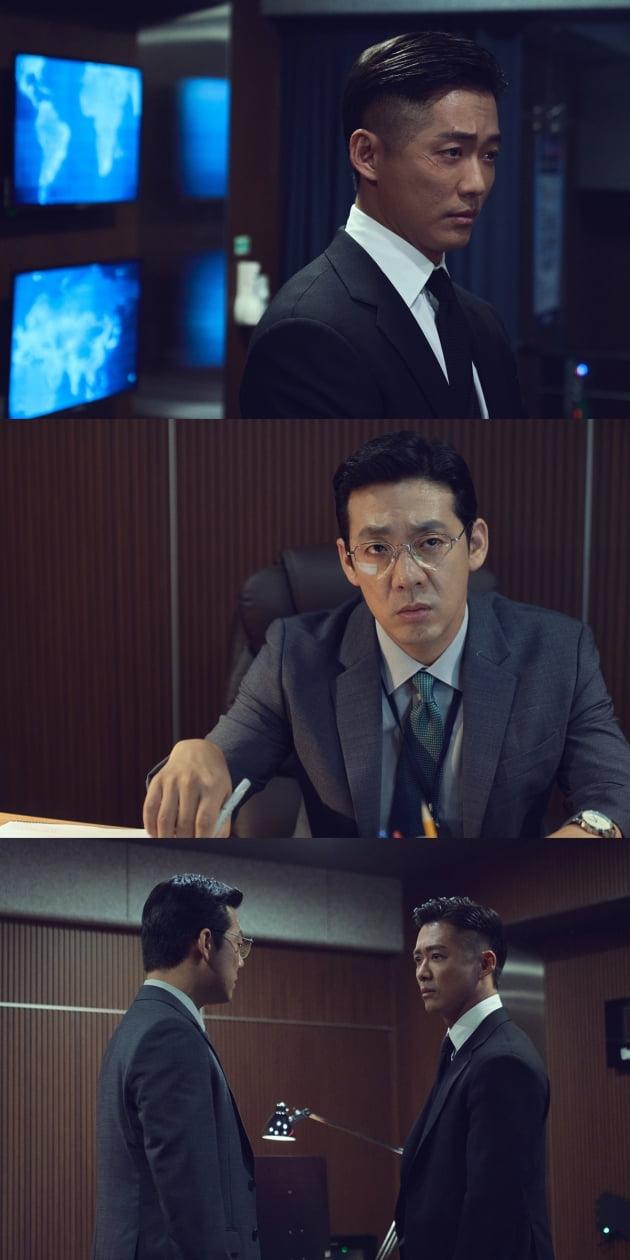 '검은 태양' 남궁민/ 사진=MBC 제공