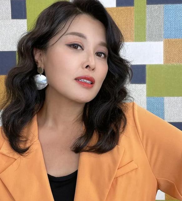 홍지민 인스타그램