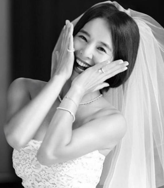 """""""원석이 원석을 만나""""…션, '♥' 정혜영과 결혼 17주년 자축 [TEN★]"""