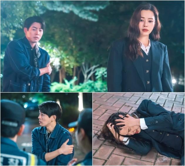 '원 더 우먼' 이하늬 스틸컷/ 사진=SBS 제공
