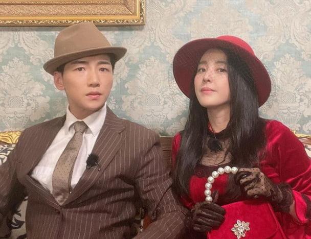 박군-박은혜./ 사진=인스타그램