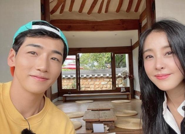 '싱글맘' 박은혜, 박군과 경주여행…영화같은 만남 [TEN★]