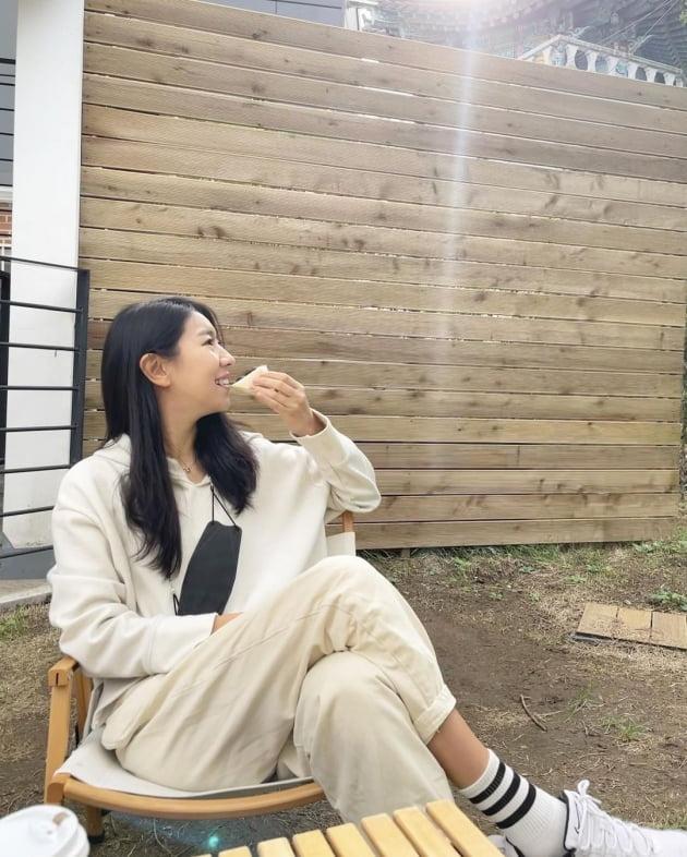 """'이필모♥' 서수연, """"연모합니다"""" 커피 마실 때도 남편 내조 생각뿐 [TEN★]"""