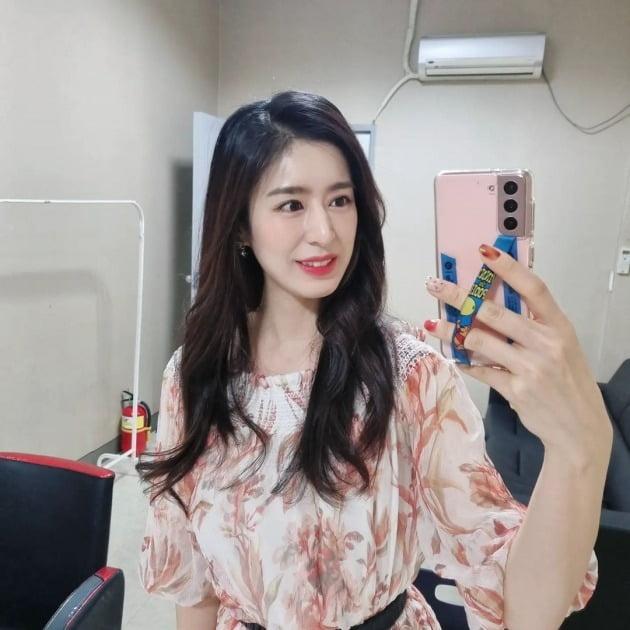 사진=민혜연 인스타그램