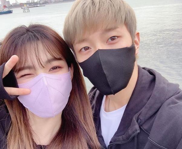"""율희♥최민환, 여전히 달달한 부부…""""오랜만에 둘이서 데이트"""" [TEN★]"""