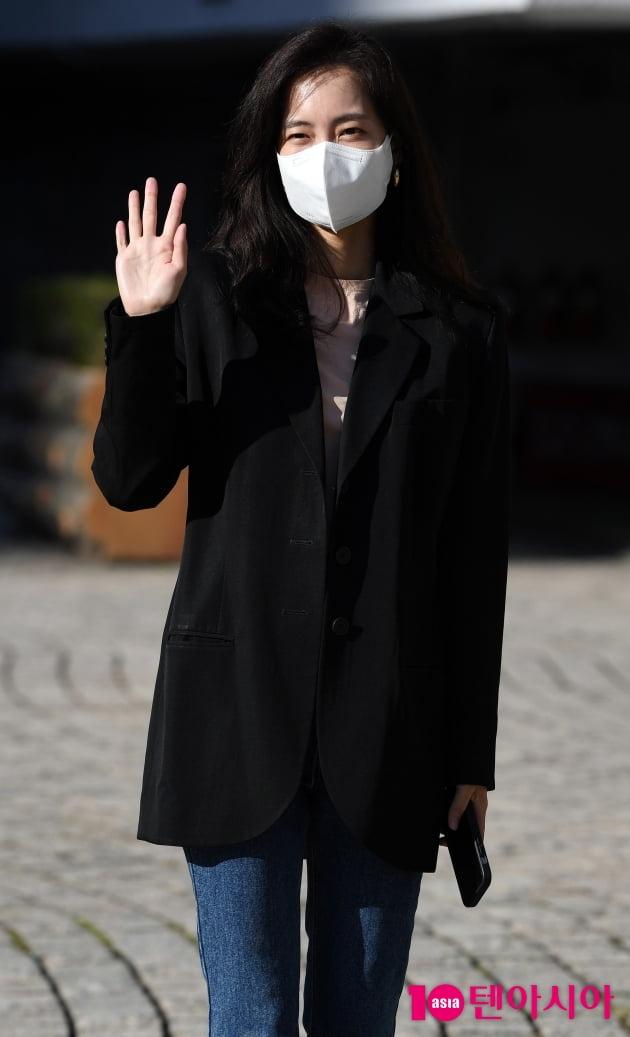 [TEN 포토] 신현빈 '아름다운 눈웃음'