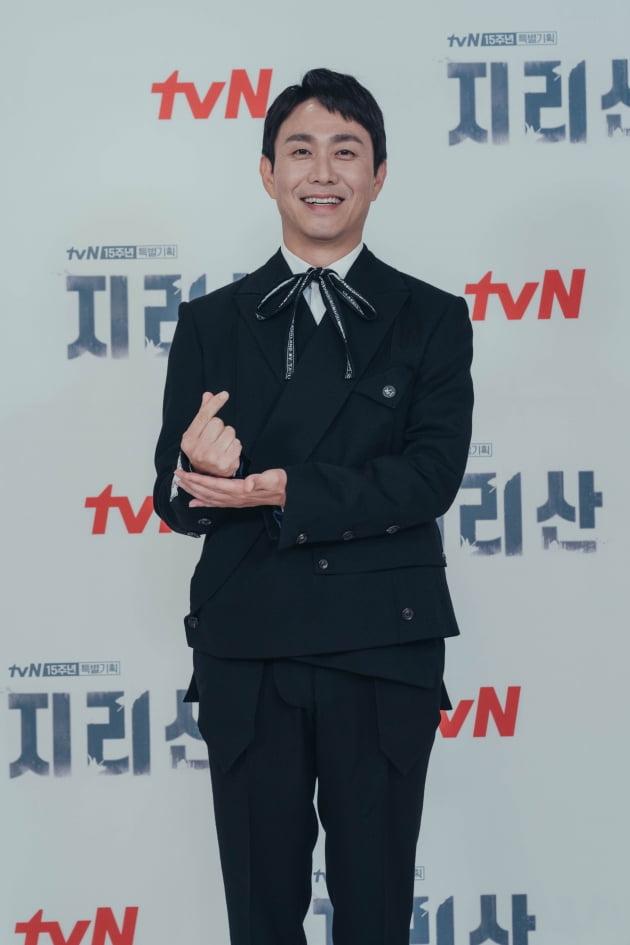 오정세는 '지리산'에서 극현실주의 레인저 정구영으로 분한다. /사진제공=tvN