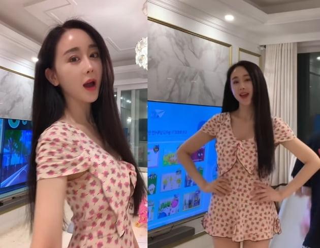 방송인 함소원/ 사진=인스타그램 캡처