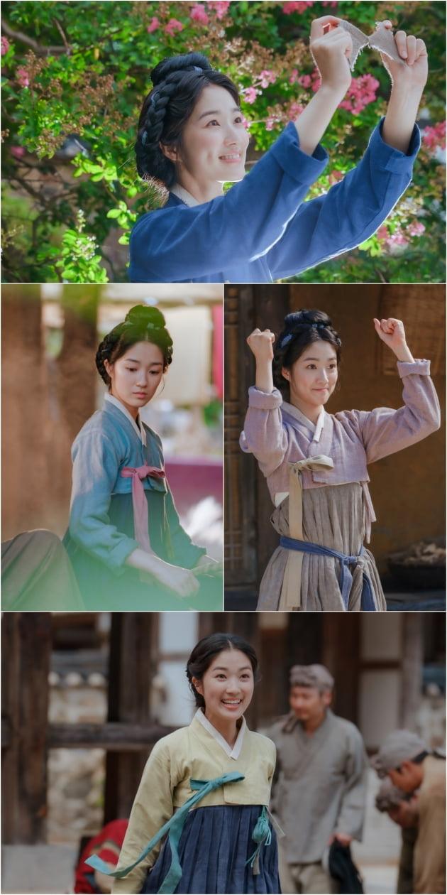 '어사와 조이' 김혜윤/ 사진=tvN 제공