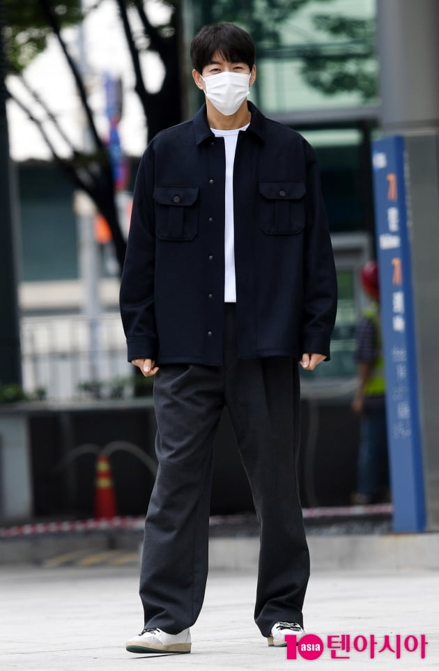 [TEN 포토] 이상윤 '로맨틱한 남자가 왔어요'