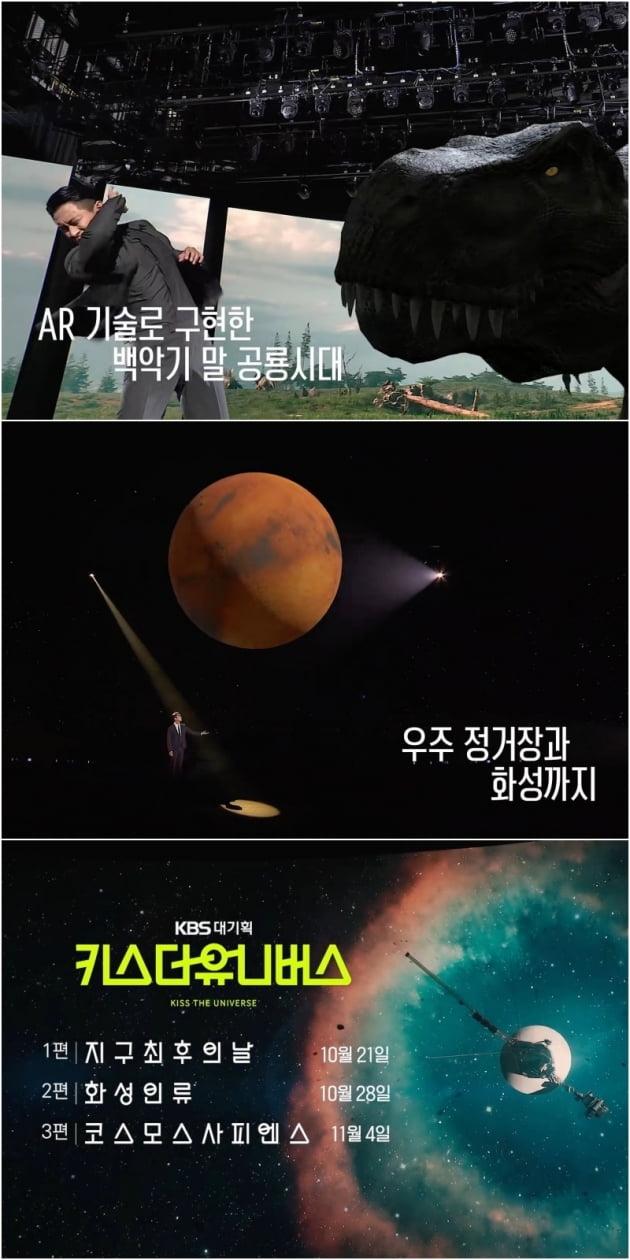 '키스 더 유니버스' / 사진 = KBS 1TV 제공